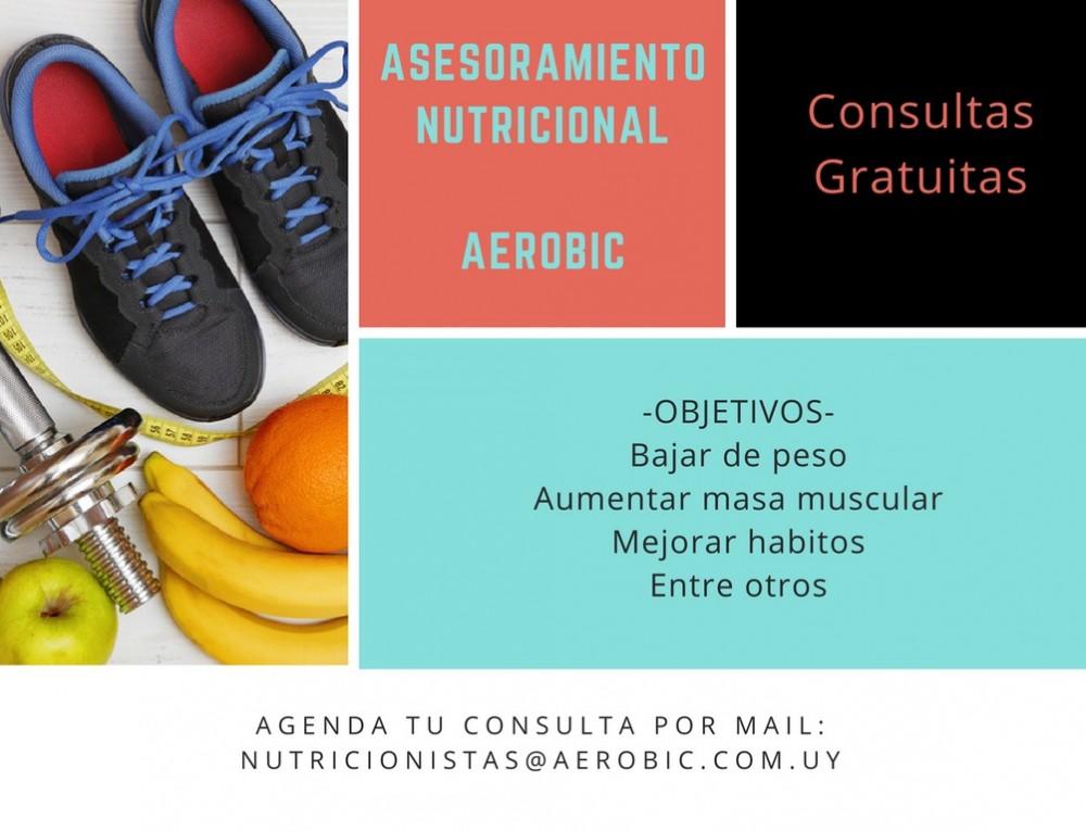 Asesoramiento Nutricional Gratuito
