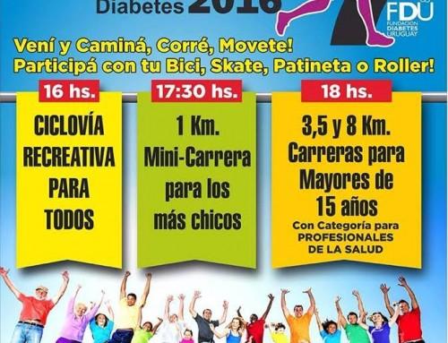 Séptima Movida de la Diabetes 2016