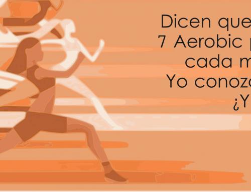 7 Aerobic para cada mujer