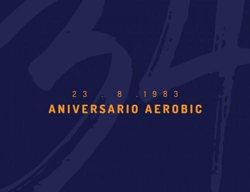 Aniversario Aerobic