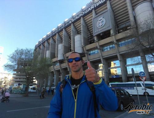 Fotos del curso en Madrid de TBow