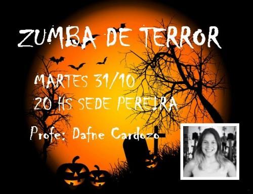 Zumba de Terror en Pereira
