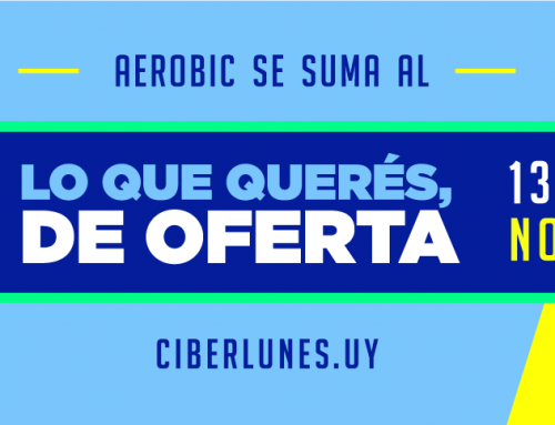 Aerobic se suma al Ciberlunes